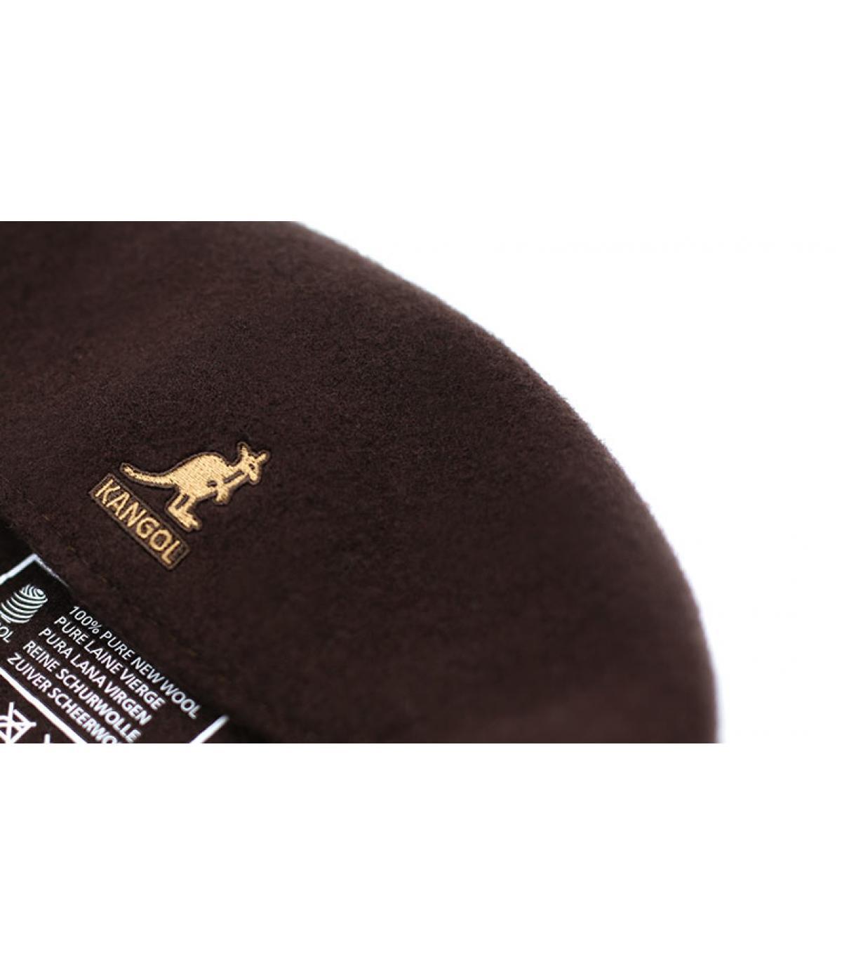 Détails 504 Wool tobacco - image 3
