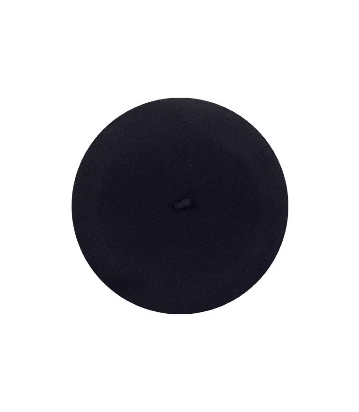 Détails Beret splendid noir - image 3