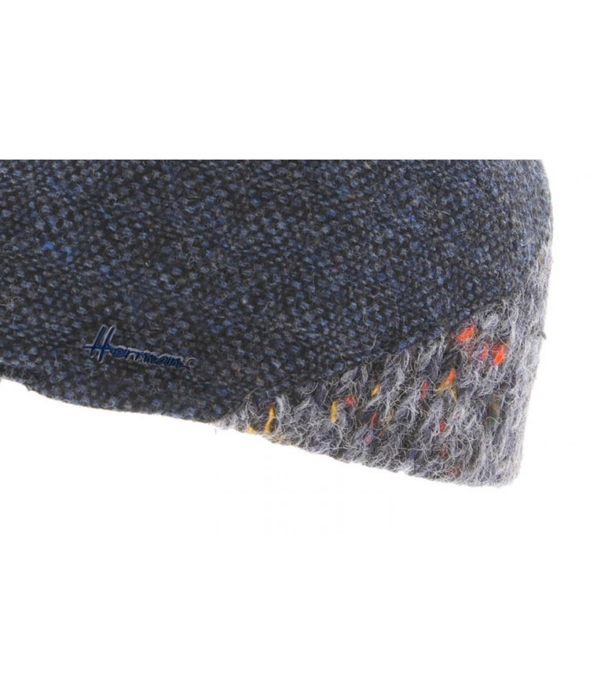 Détails Range Wool blue - image 3