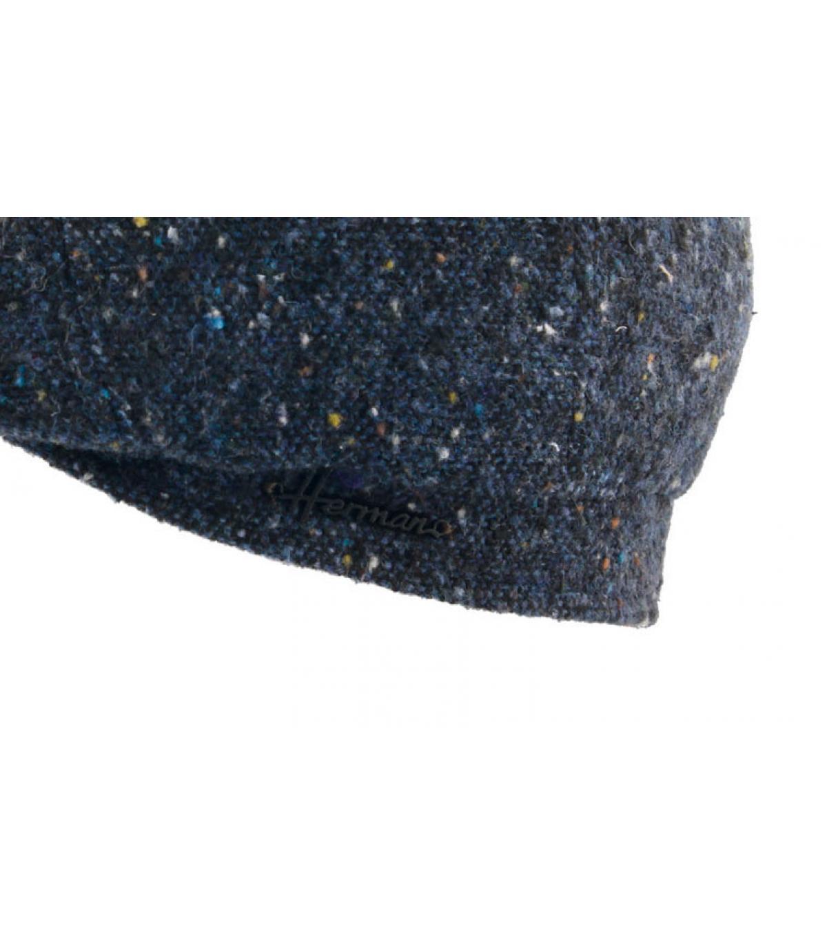 Détails Advancer Dot Wool  blue - image 3