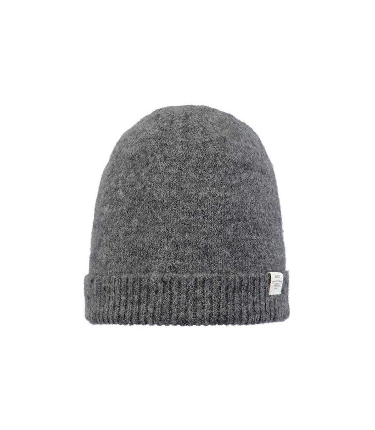 bonnet alpaga gris Barts