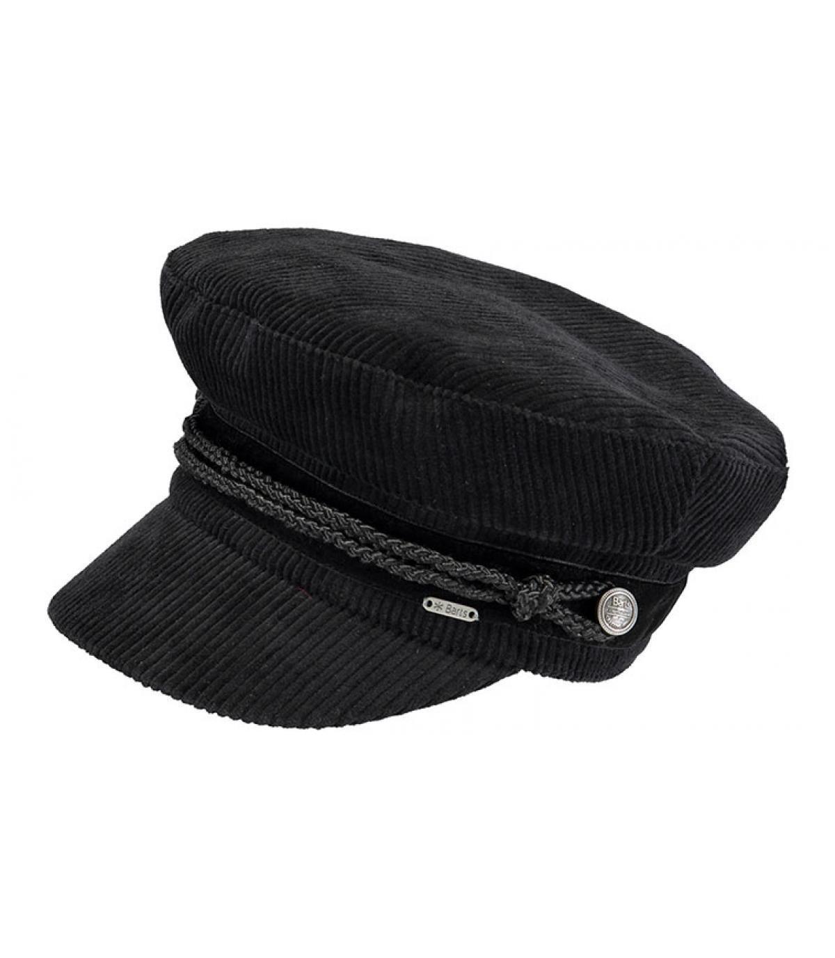 casquette marin noir Barts