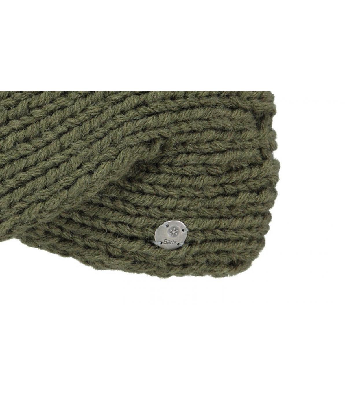Détails Yogi headband army - image 3