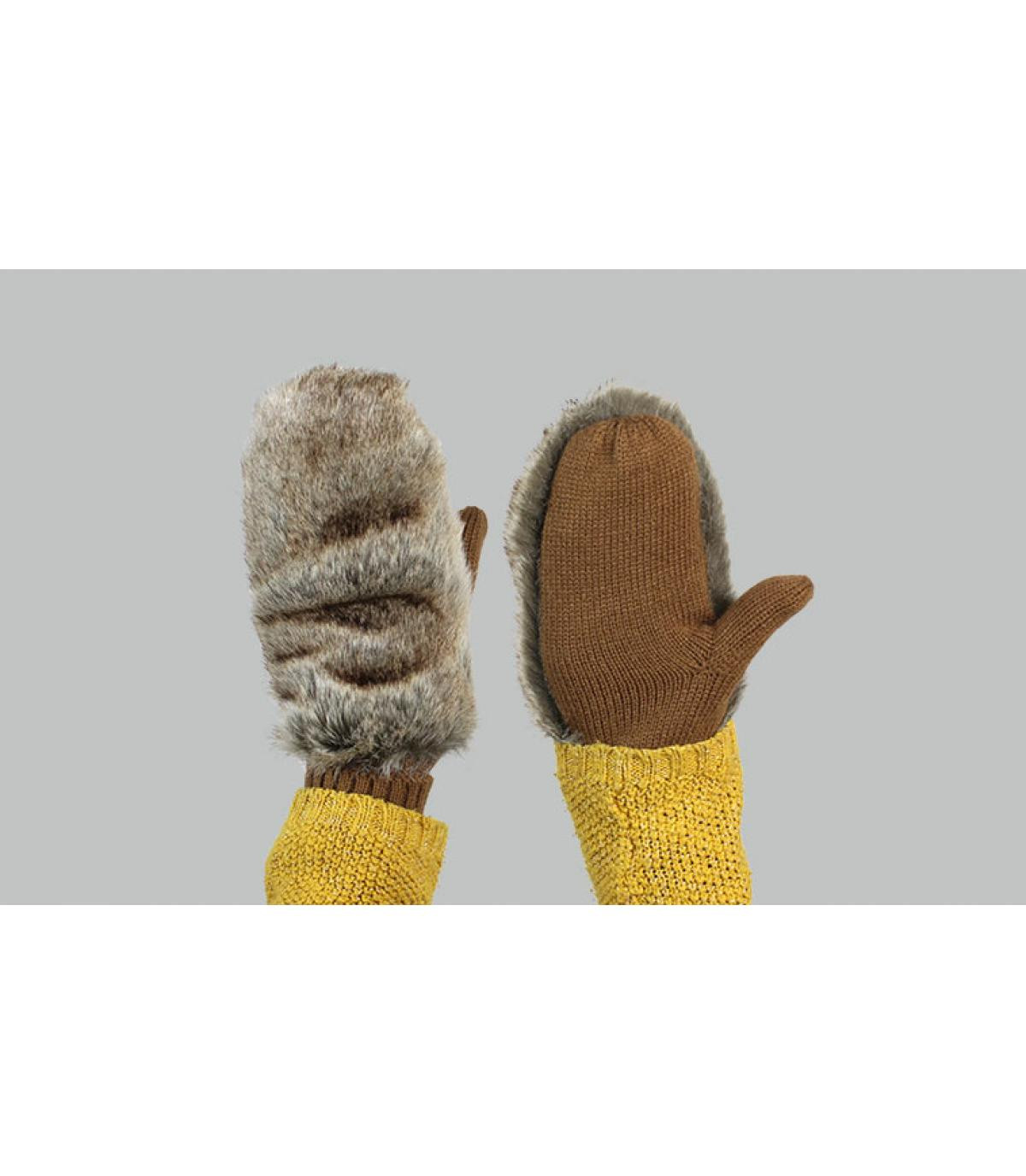moufles lapin Barts