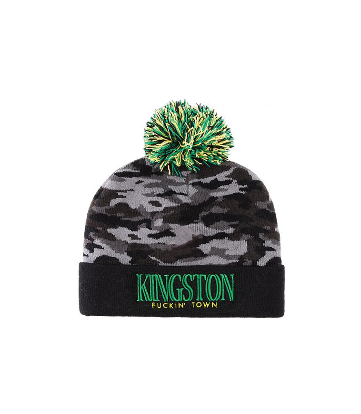 Bonnet kingston cayler