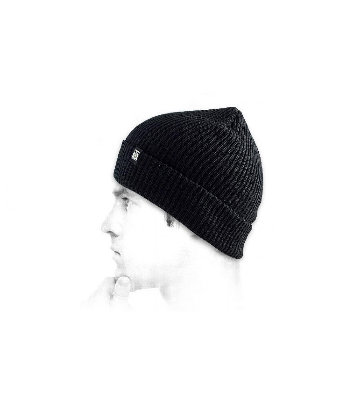 Bonnet ruger noir
