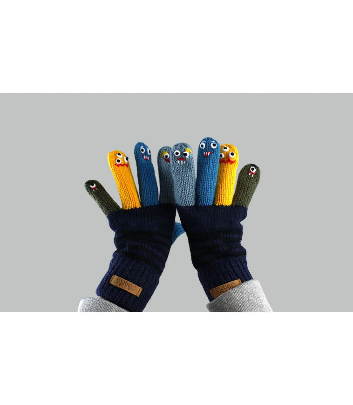 gants marionnettes enfant