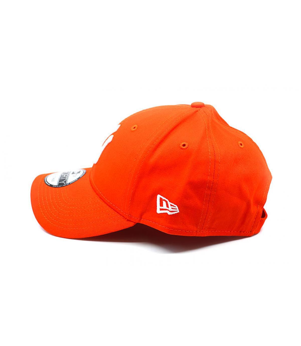 Détails Casquette League Ess 9Forty NY orange - image 4