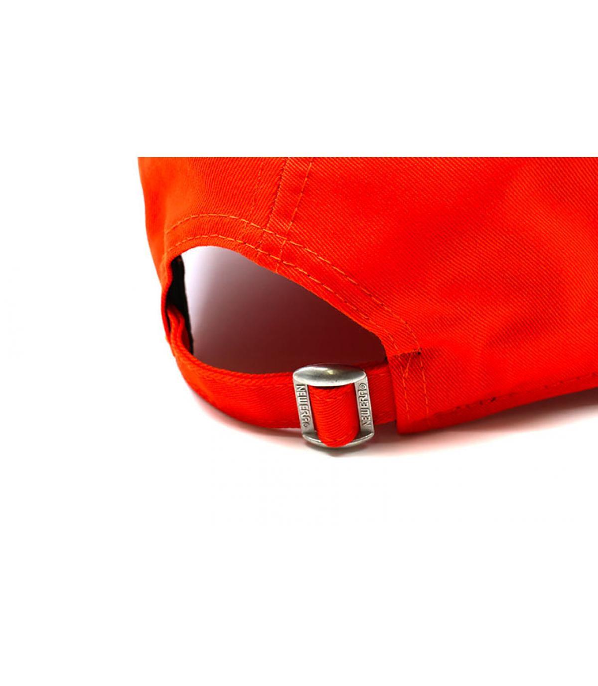Détails Casquette League Ess 9Forty NY orange - image 5
