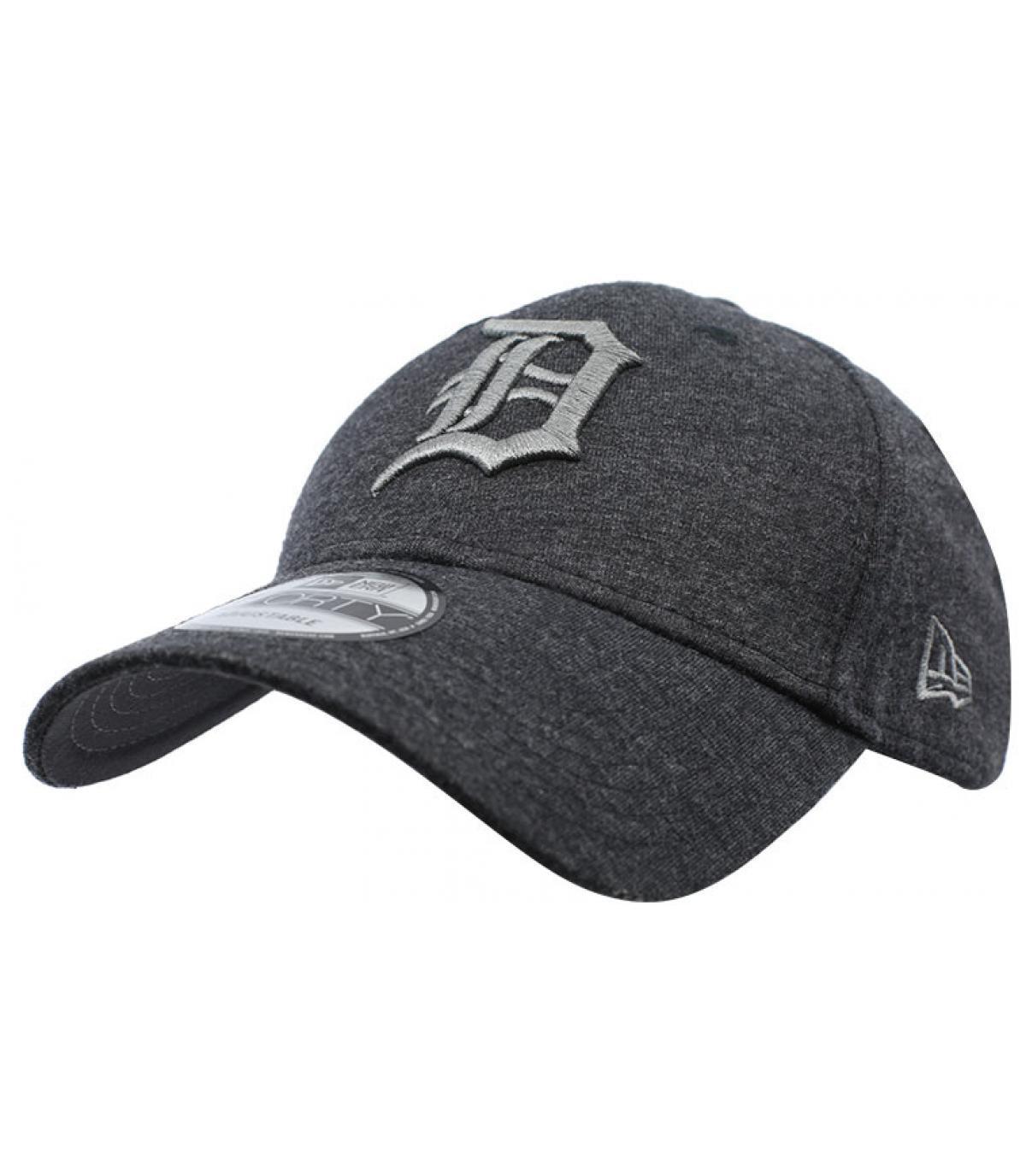 Détails Casquette MLB Jersey Detroit graphite - image 2