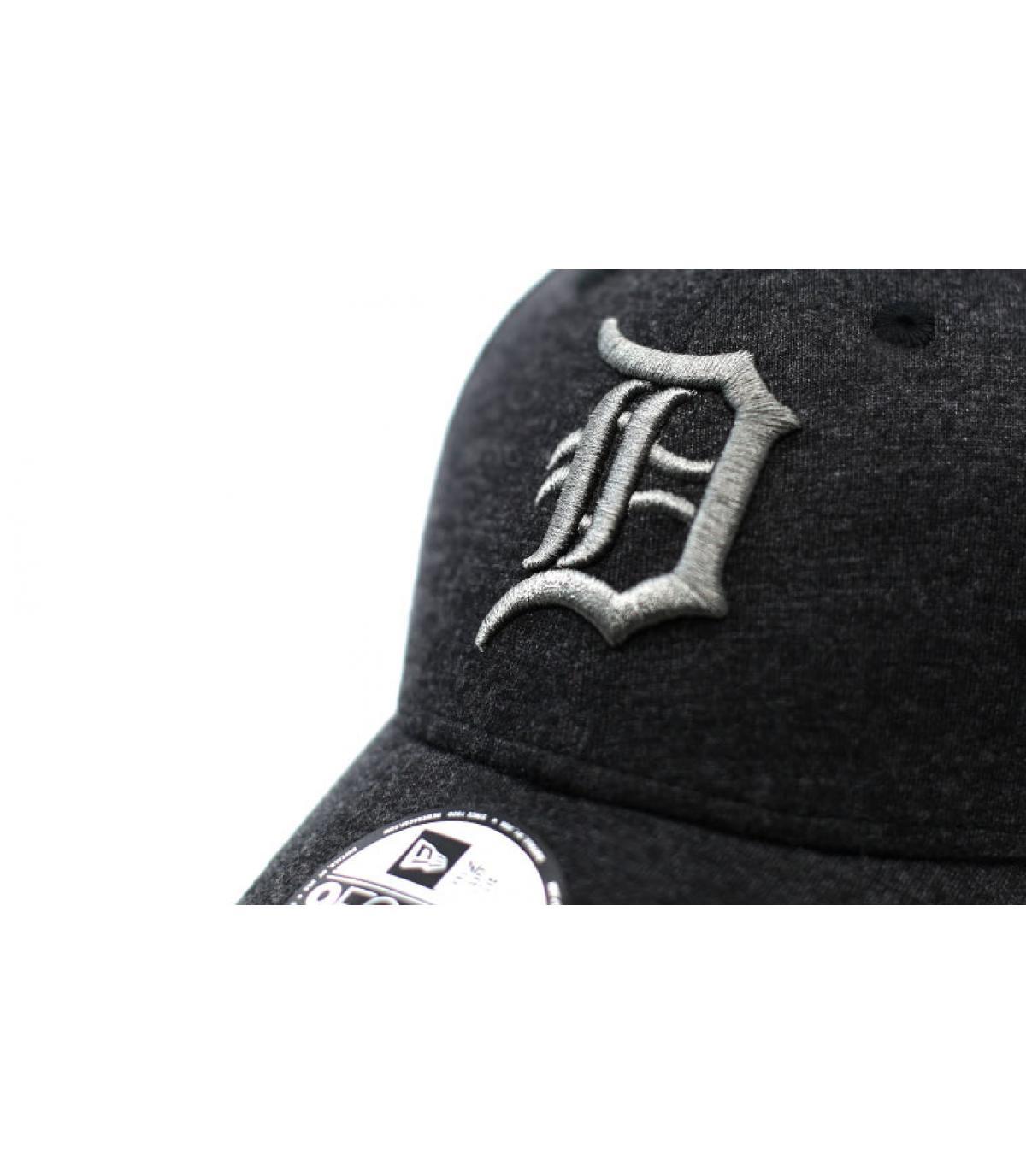 Détails Casquette MLB Jersey Detroit graphite - image 3