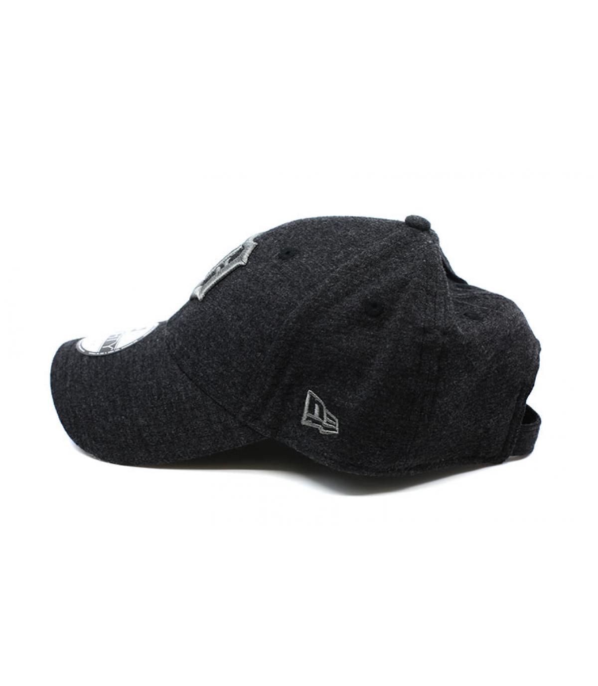 Détails Casquette MLB Jersey Detroit graphite - image 4