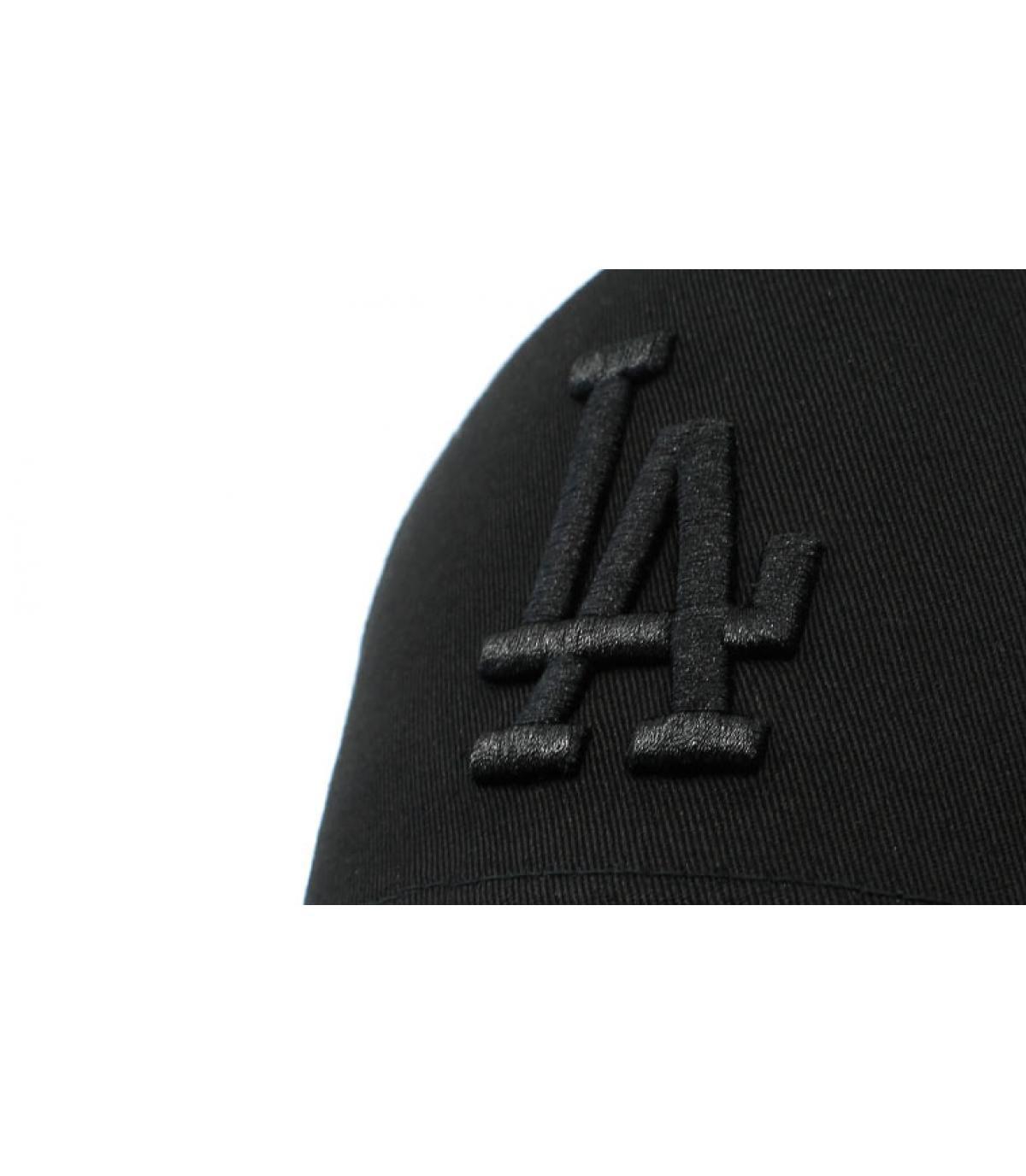 Détails Casquette League Ess LA Aframe black - image 3