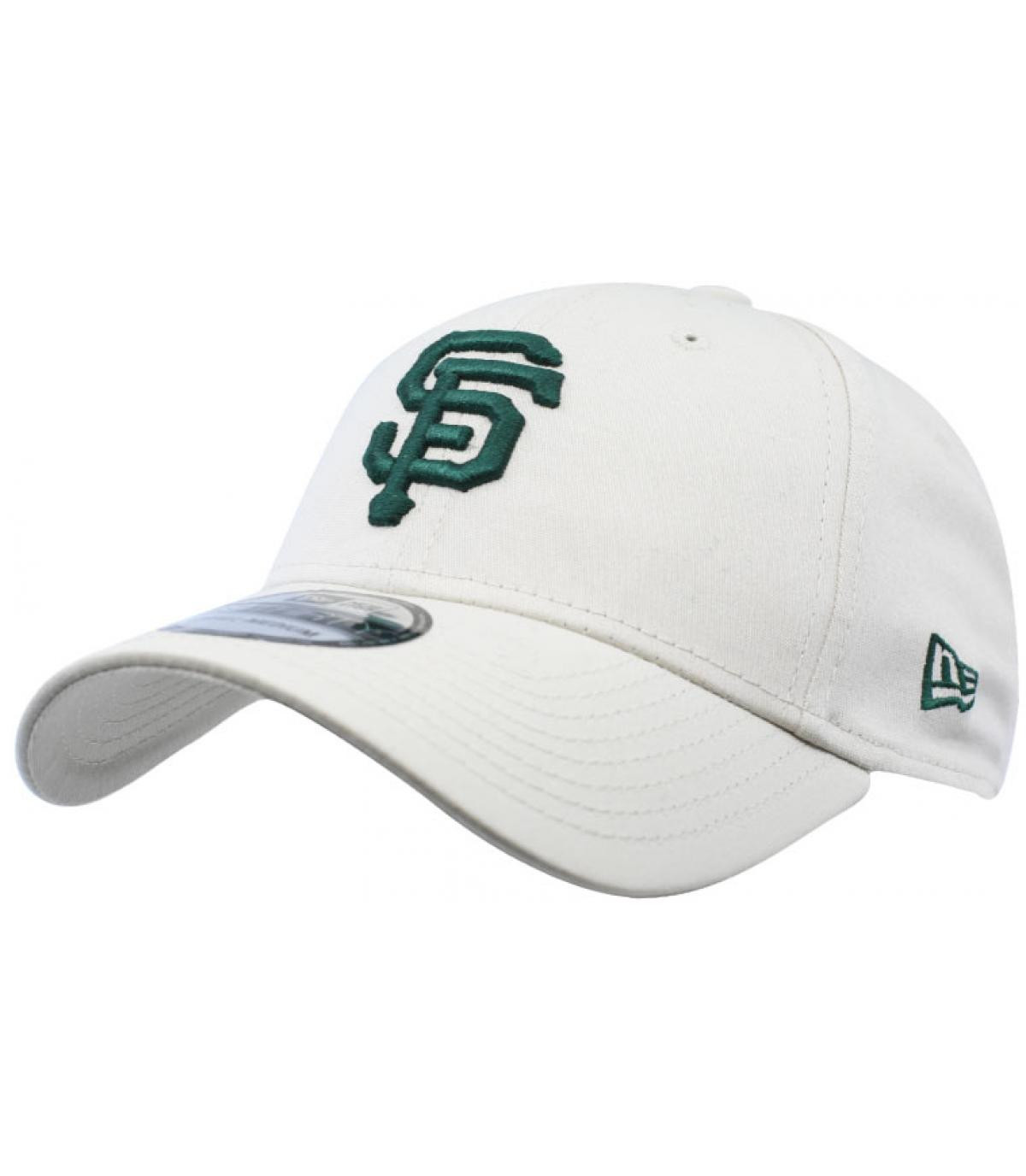 casquette SF gris vert