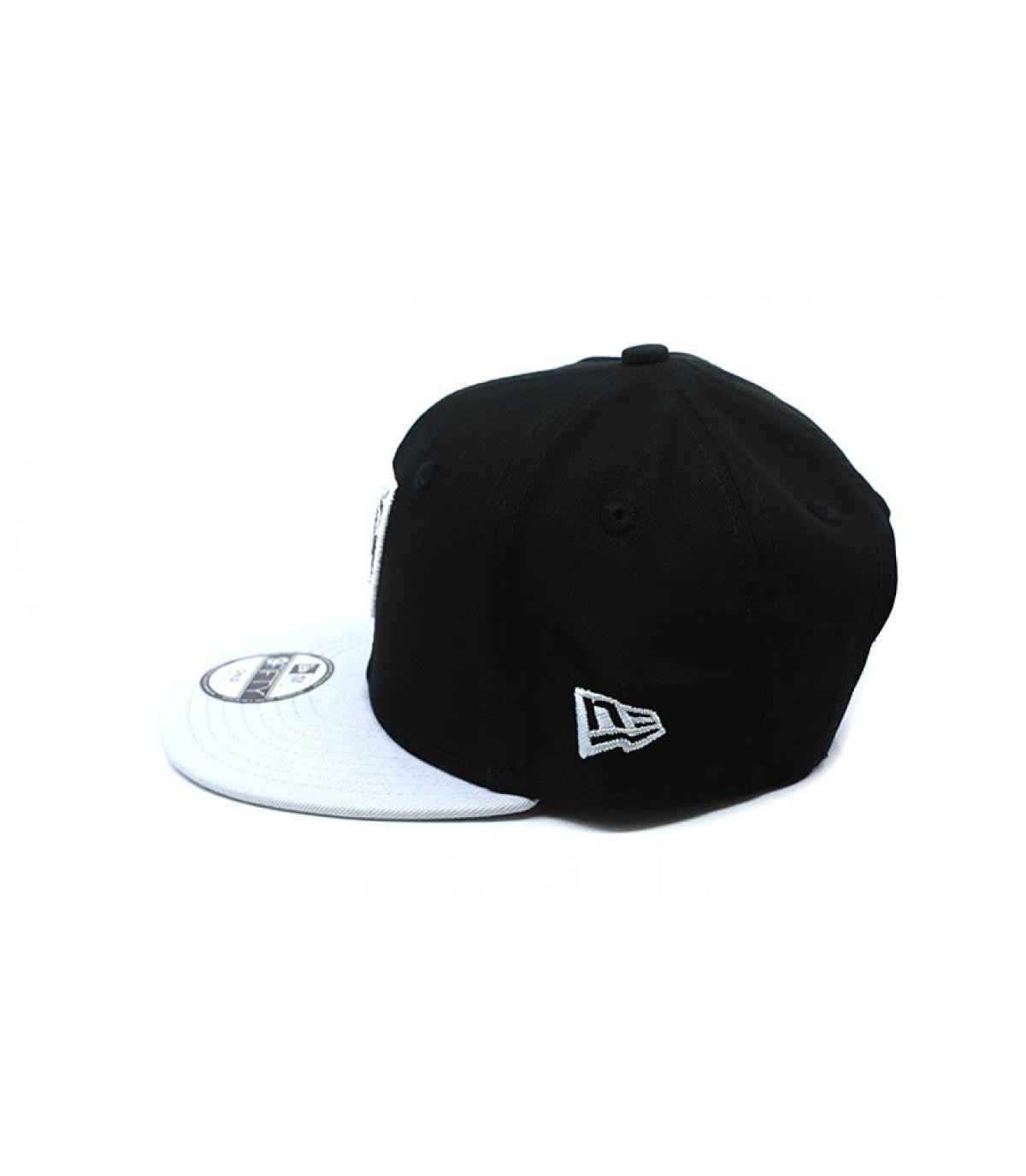 Détails Snapback Contrast Team Raiders 9Fifty - image 4