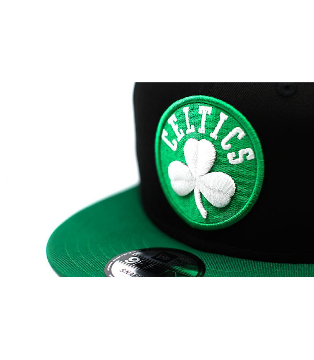 Détails Snapback Contrast Team Celtics 9Fifty - image 3