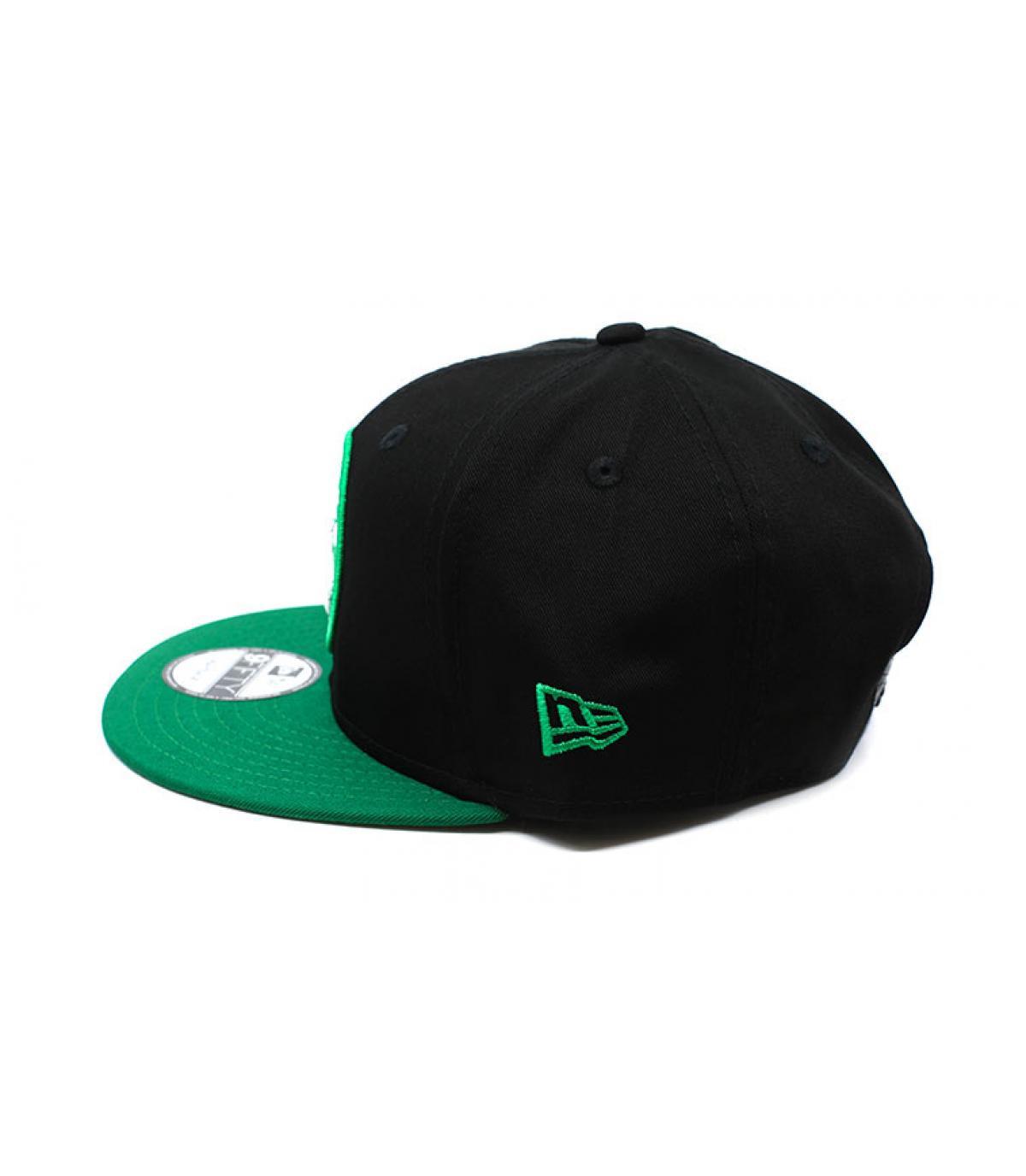 Détails Snapback Contrast Team Celtics 9Fifty - image 4