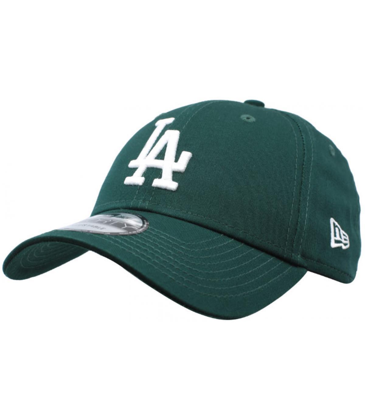 casquette enfant LA vert