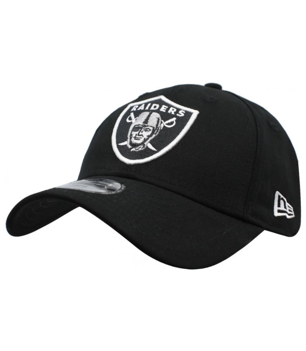 casquette Raiders noir enfant