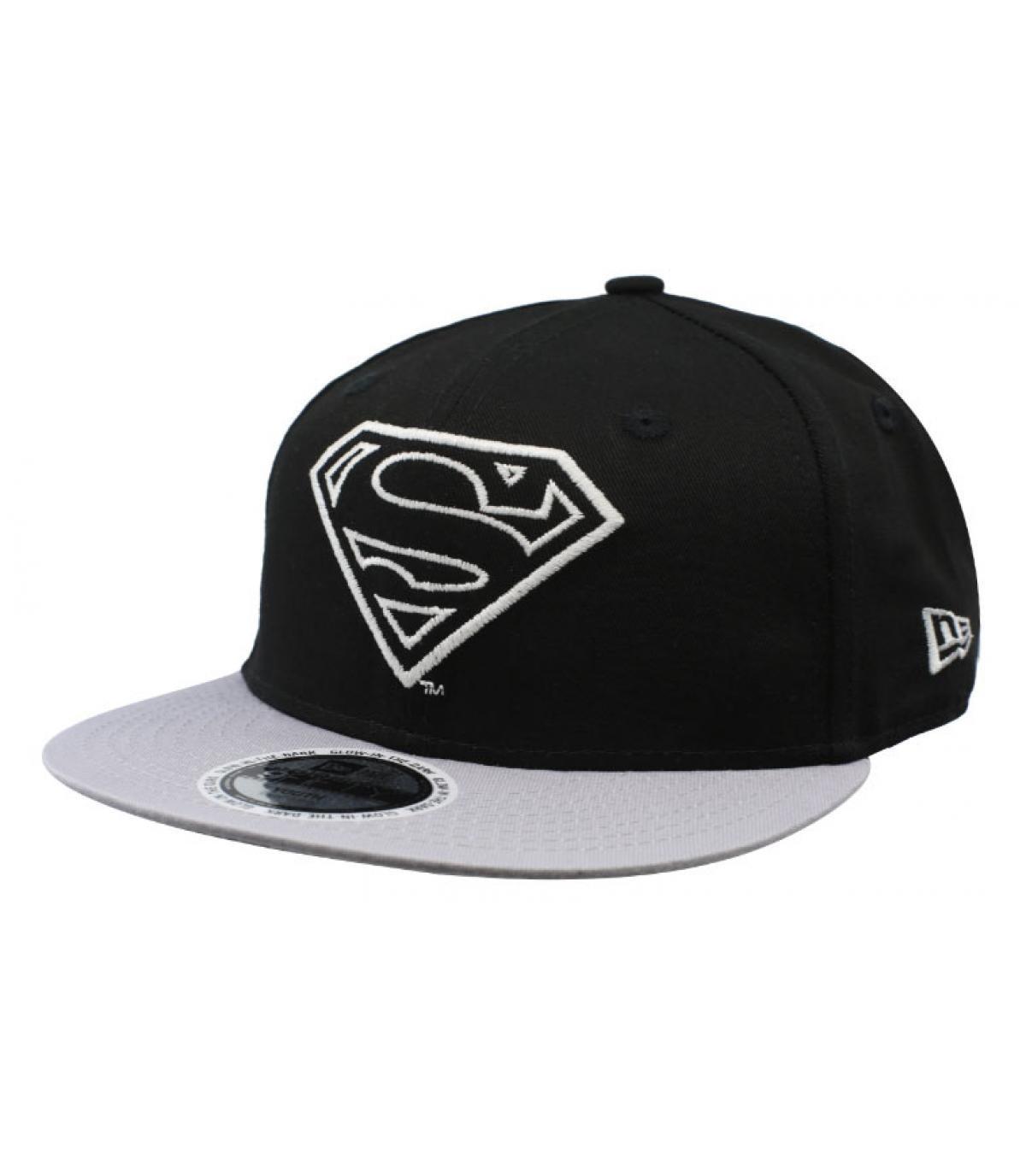 Détails Snapback Kids Superman GITD black - image 2