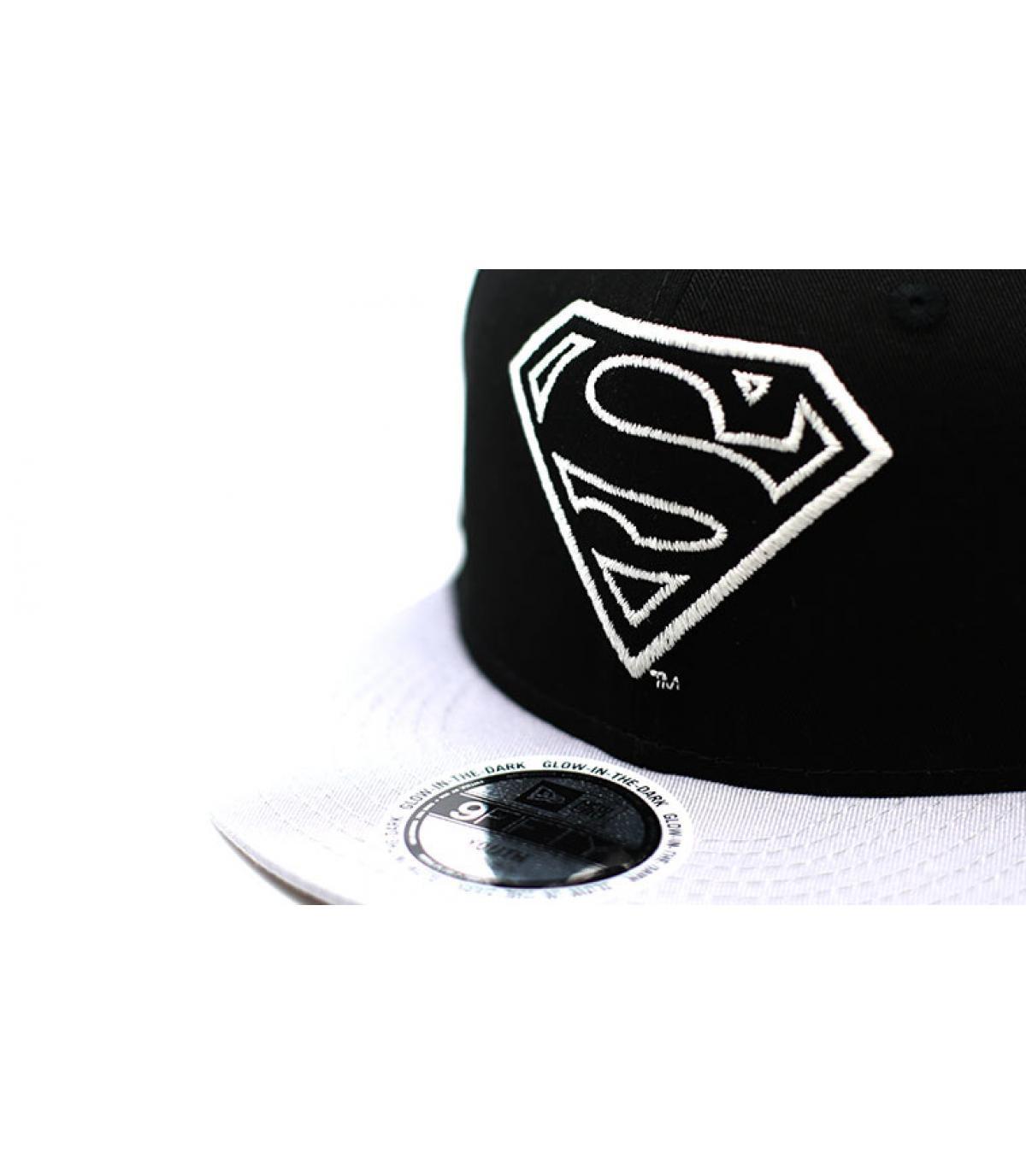 Détails Snapback Kids Superman GITD black - image 3
