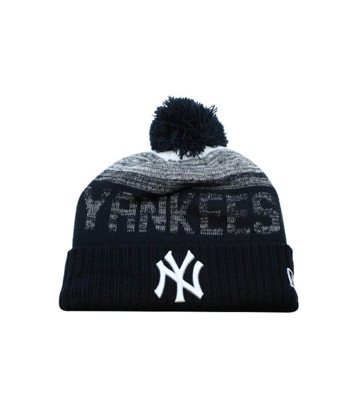 Détails Bonnet Kids MLB Sport Knit NY - image 2