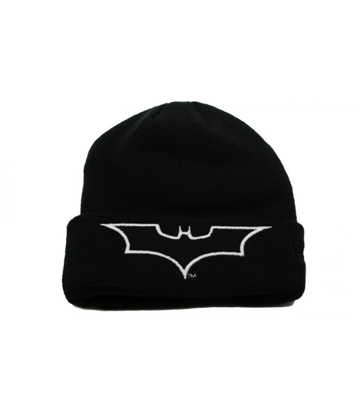 bonnet enfant Batman phosphorescent