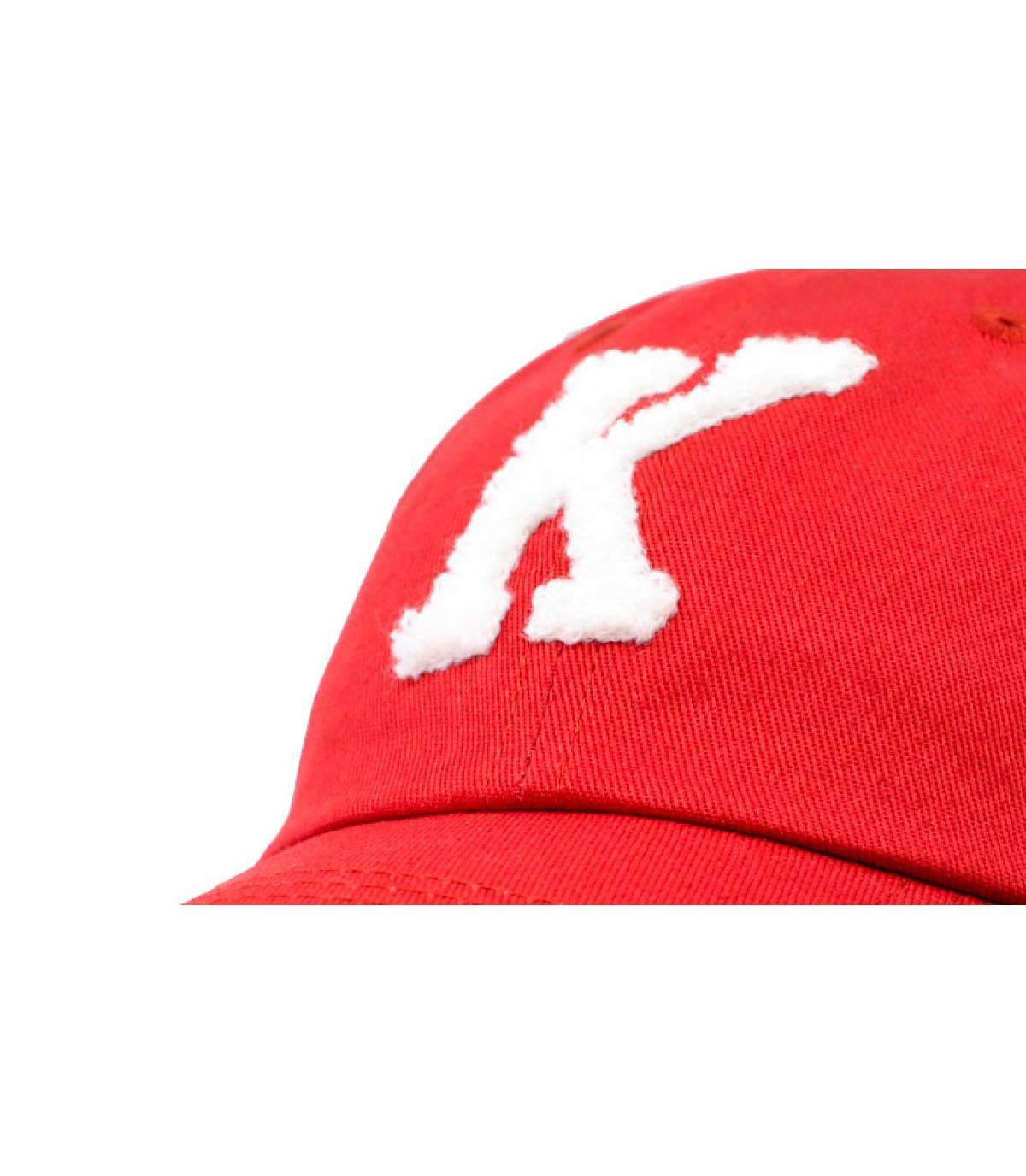 Détails Curve Athletics Baseball brique - image 3