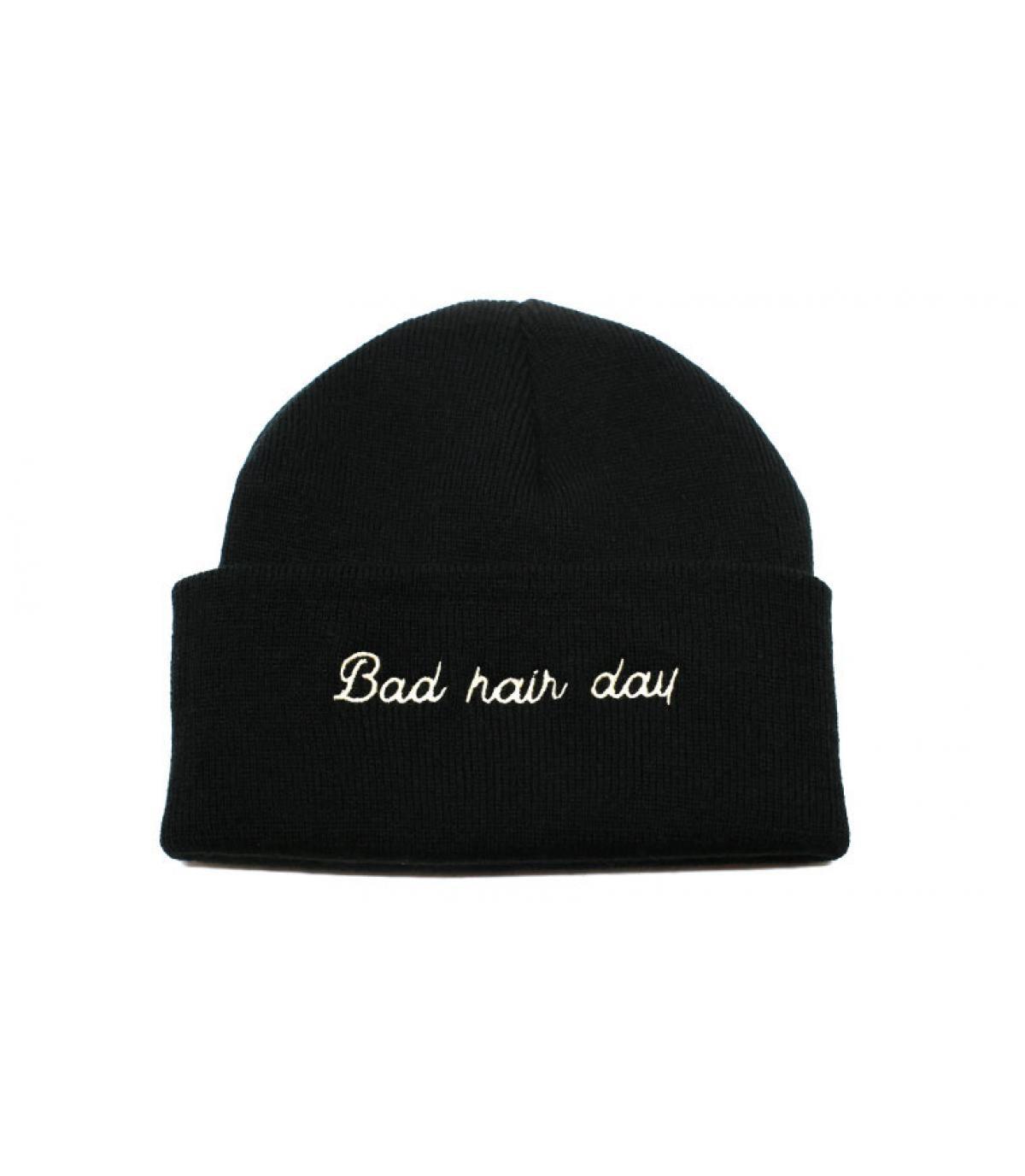 Détails Bonnet Bad Hair Day - image 2