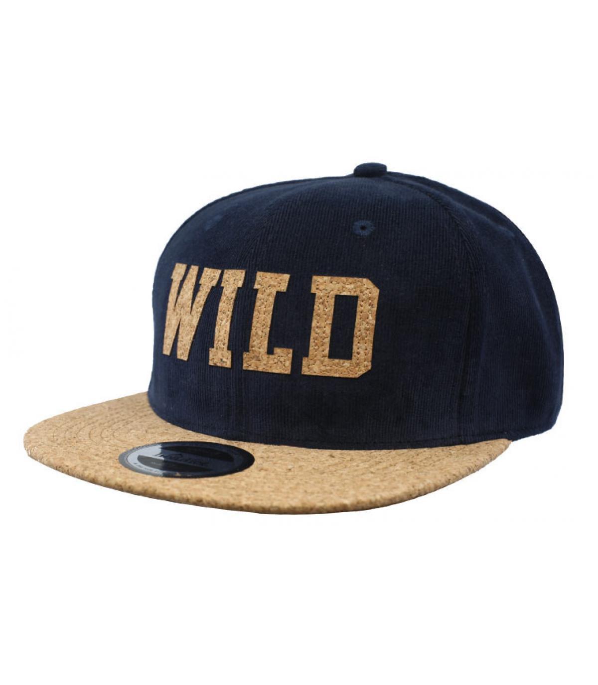 casquette Wild