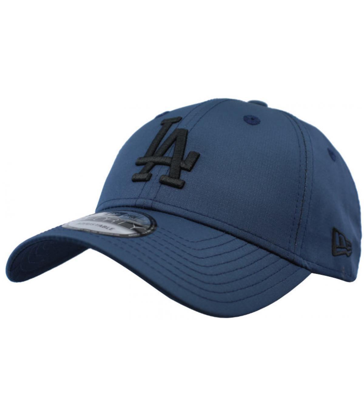 casquette LA bleu noir