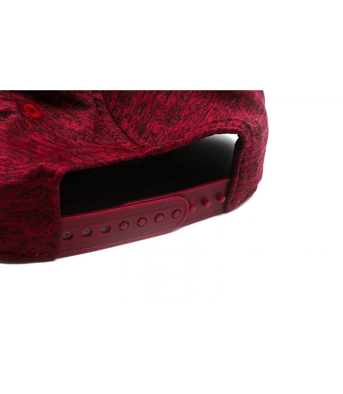 Détails Snapback Dry Switch Boston 9Fifty cardinal - image 5