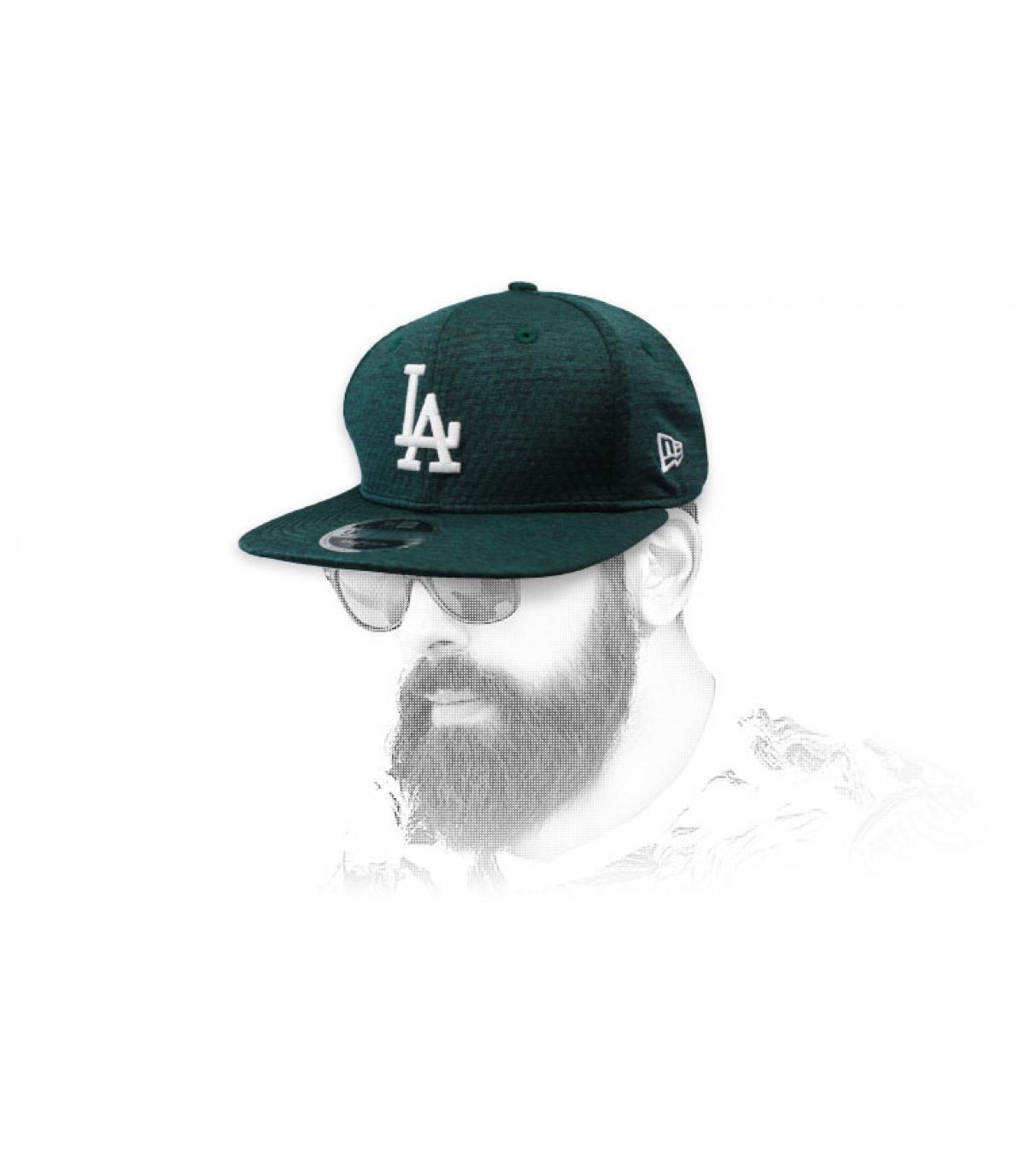 snapback LA vert Dry Switch