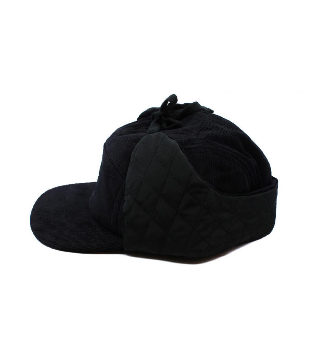 Détails Holden Dog Ear Volley black - image 4