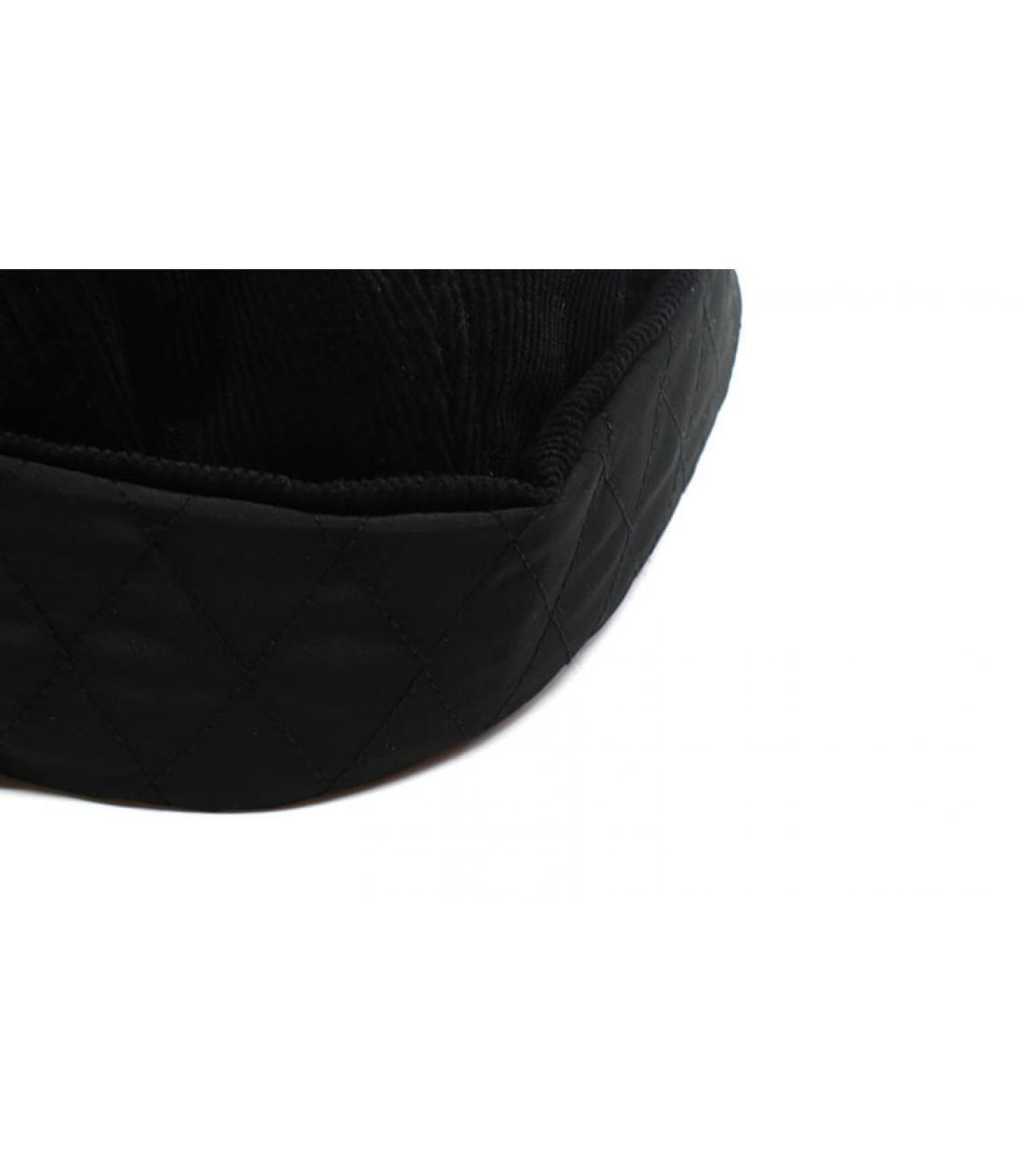 Détails Holden Dog Ear Volley black - image 5