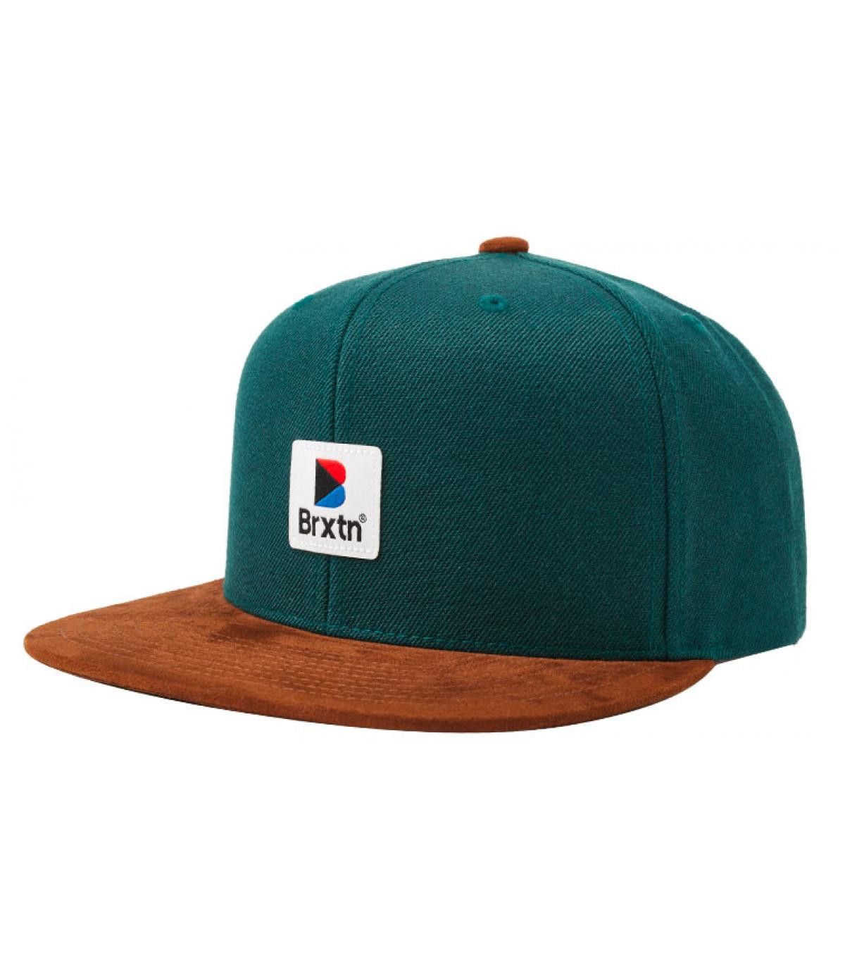 Détails Stowell MP Snapback pine brown - image 2