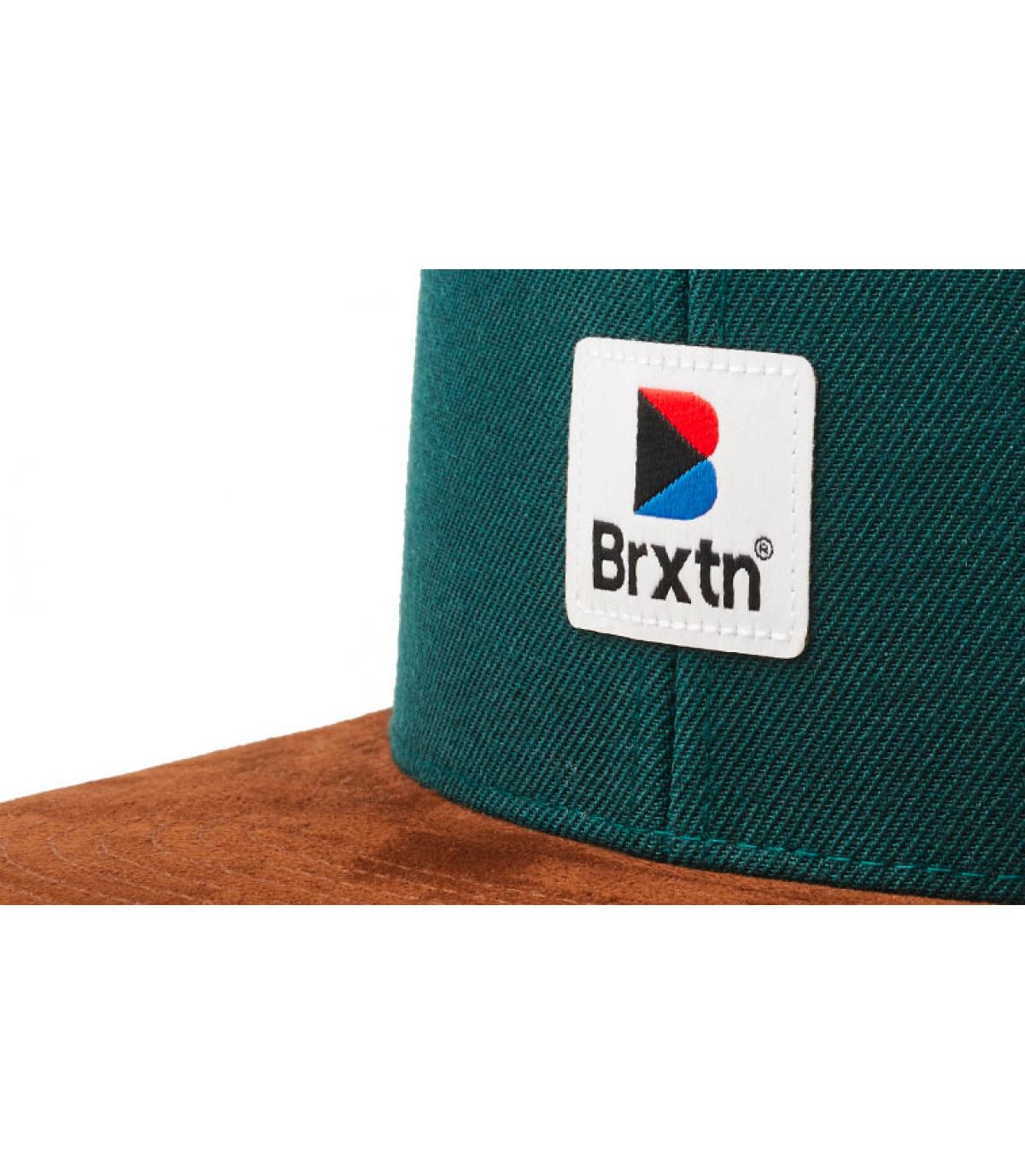 Détails Stowell MP Snapback pine brown - image 3