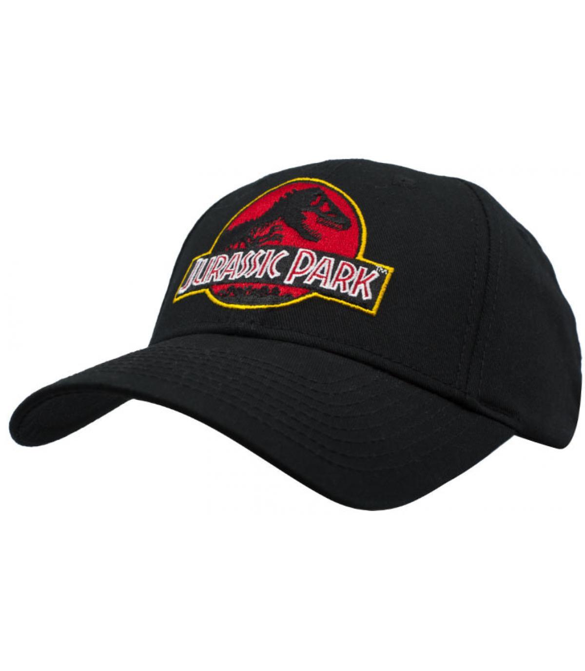 casquette Jurassic Park noire