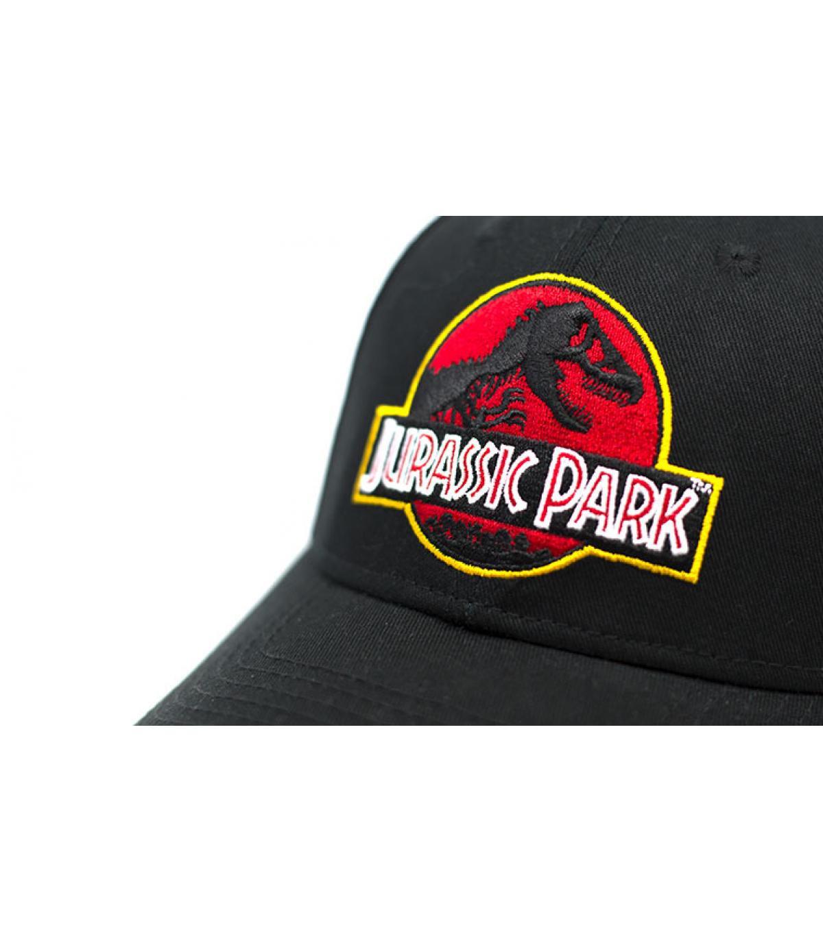 Détails Curve Jurassic Park Vintage Logo black - image 3