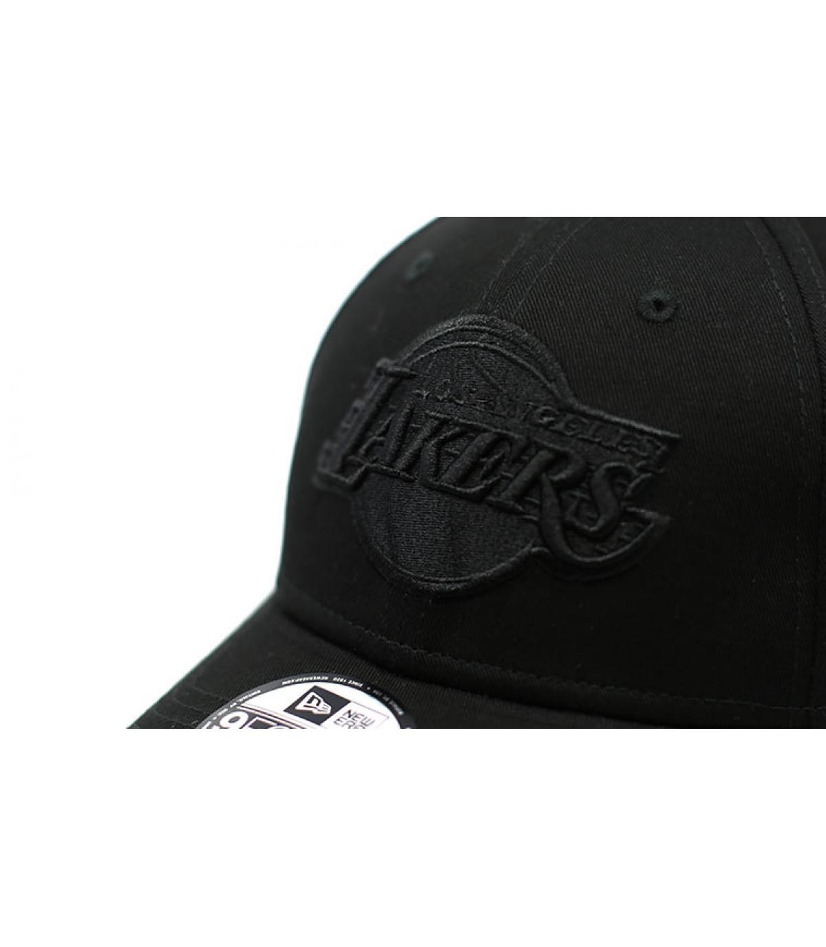 Détails Casquette 9Forty Lakers Snapback black - image 3