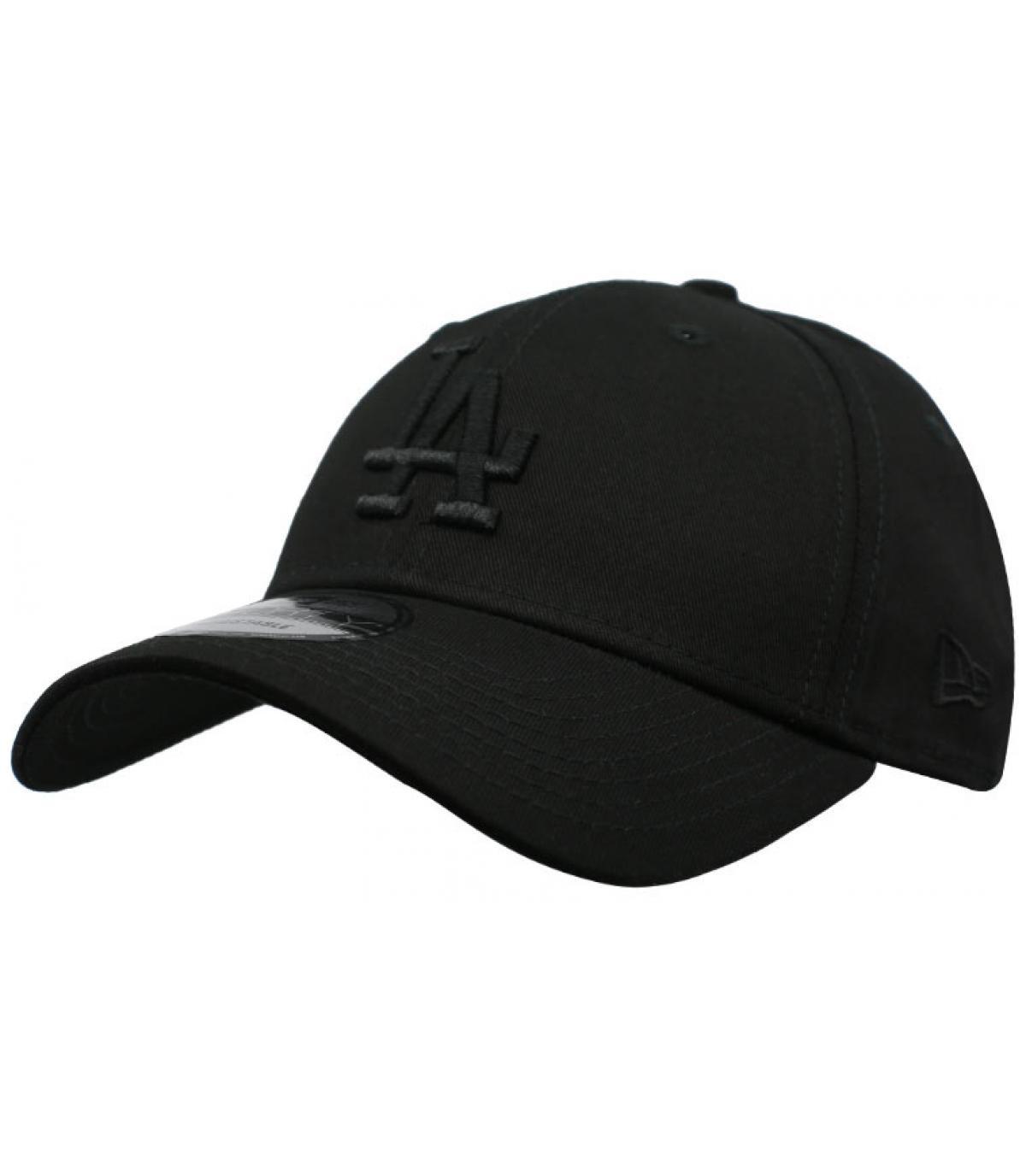 casquette LA noir New Era