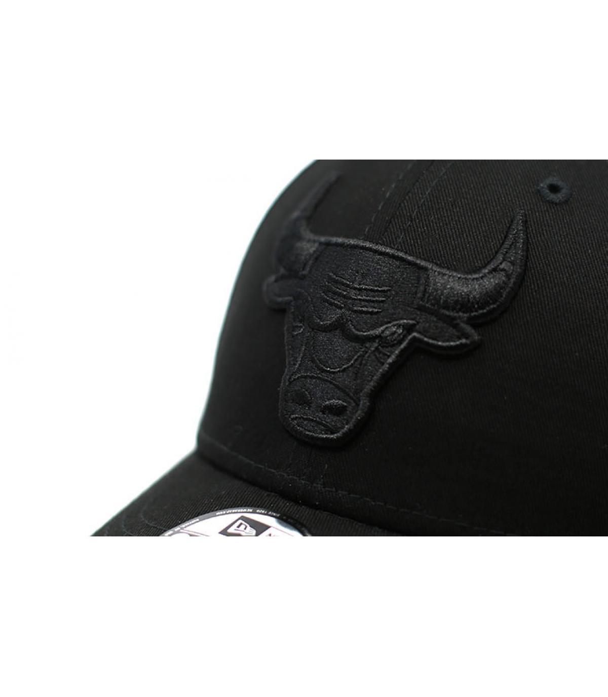 Détails Casquette 9Forty Bulls Snapback black - image 3