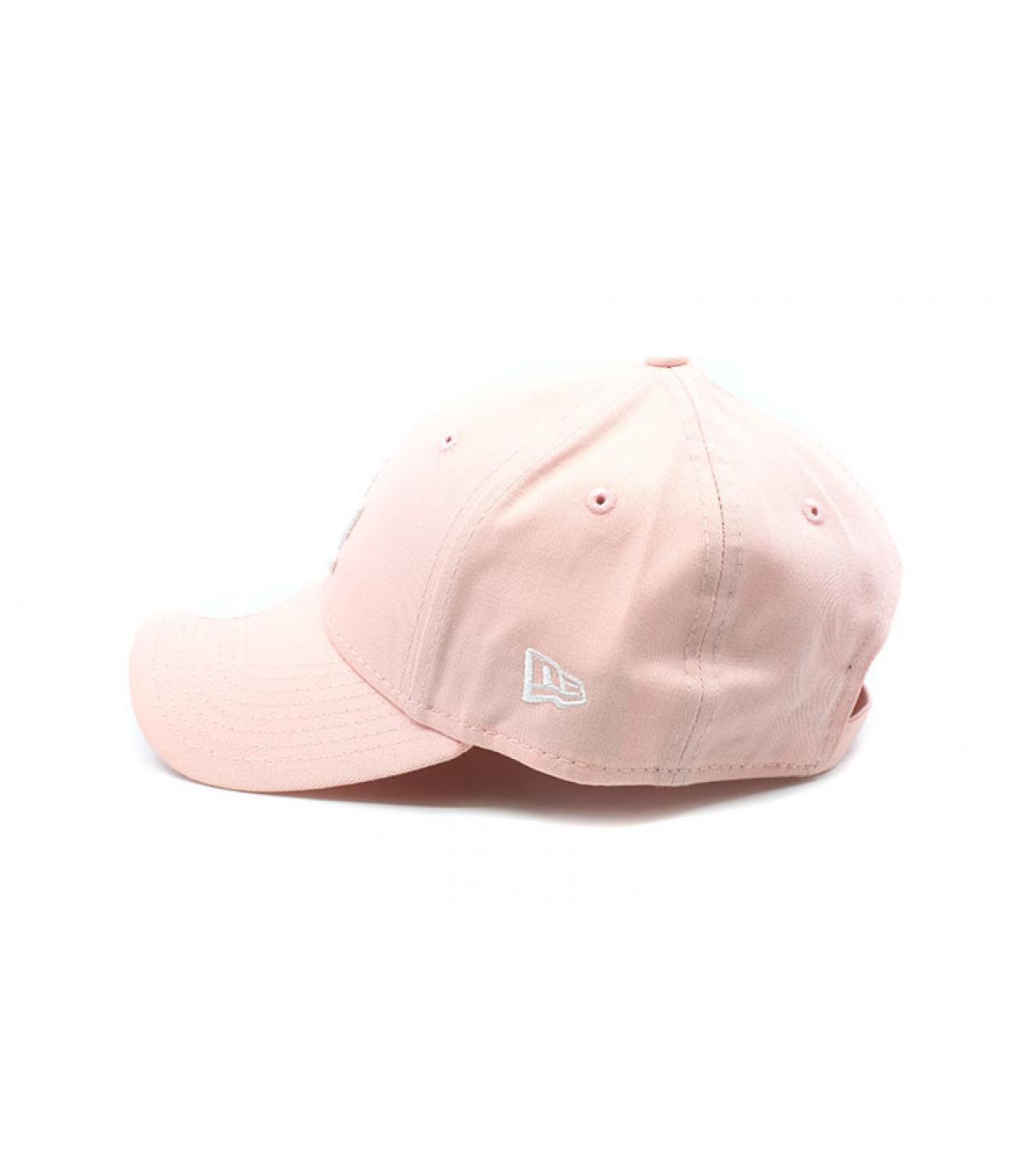 Détails Casquette  Wmns League Ess LA 9Forty pink - image 4