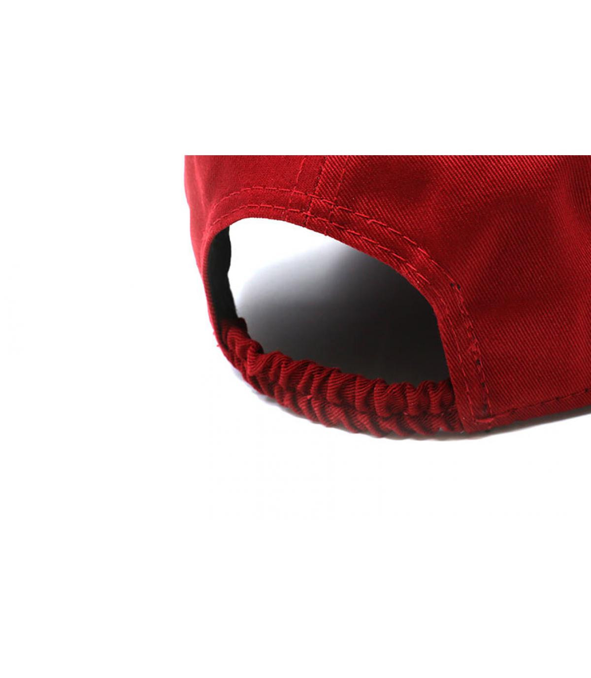 Détails Casquette Baby League Ess NY 9Forty hot red black - image 5