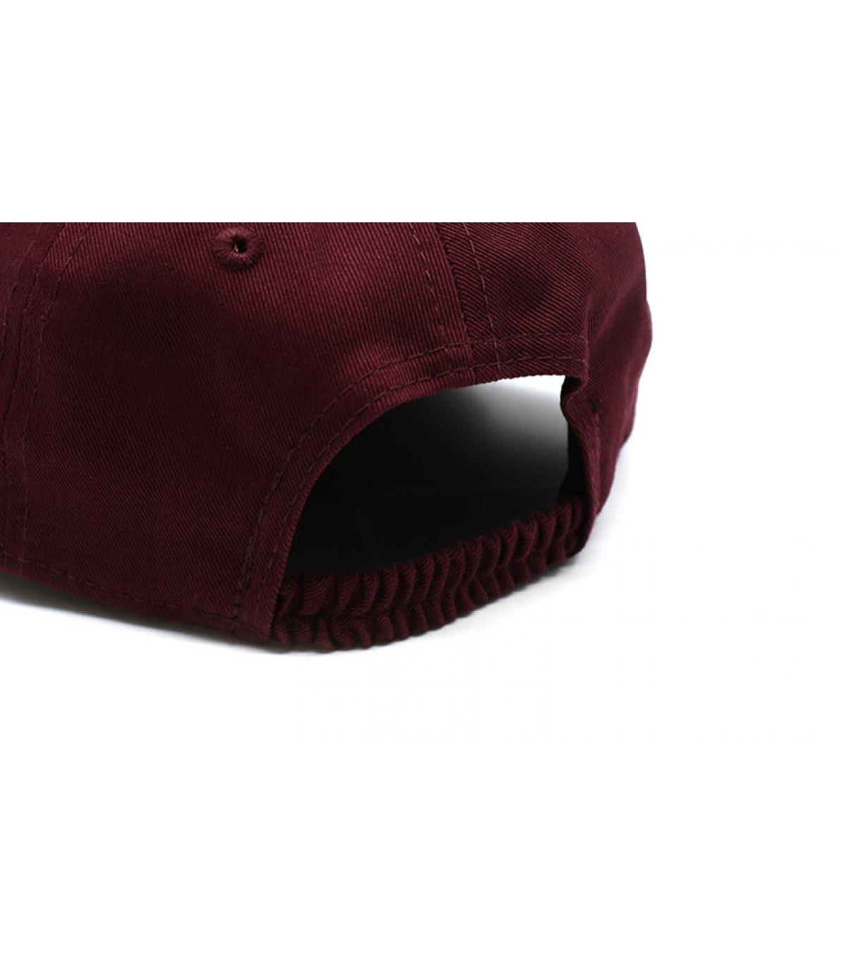Détails Casquette Baby League Ess NY 9Forty maroon - image 5
