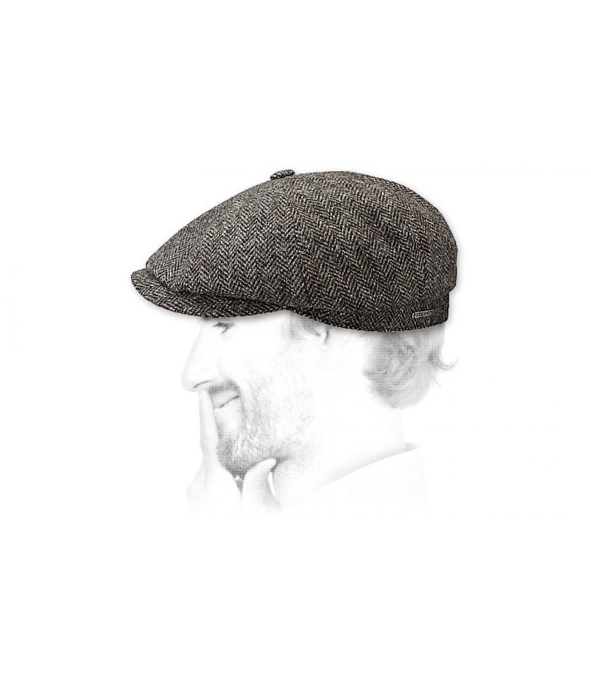 Détails Hatteras woolrich grise foncée - image 3