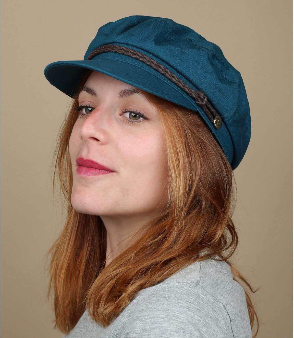 casquette marin bleu Brixton