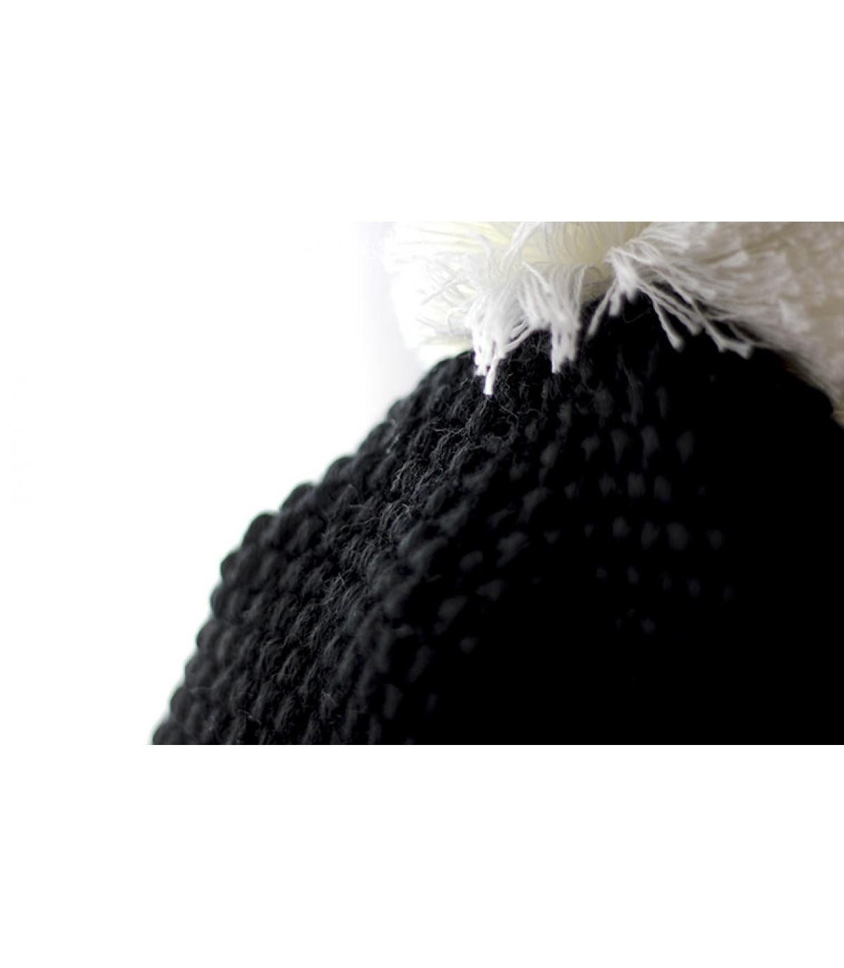 Bonnet noir eisbar