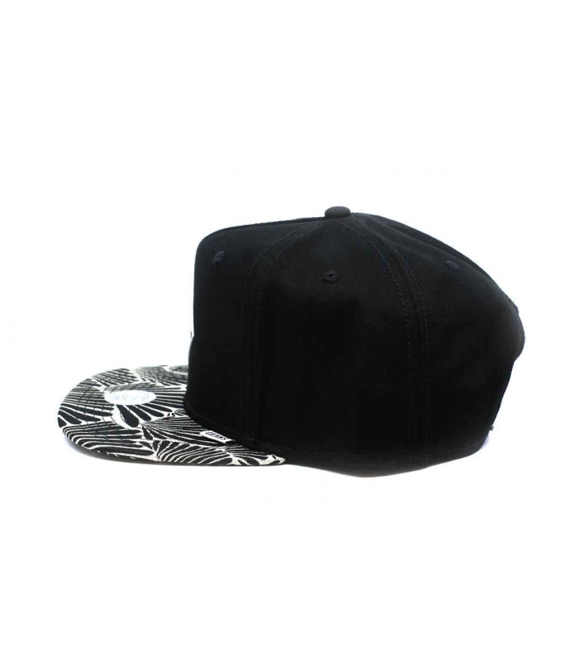 Détails We Love Ugly Shed Rev Snapback black - image 4