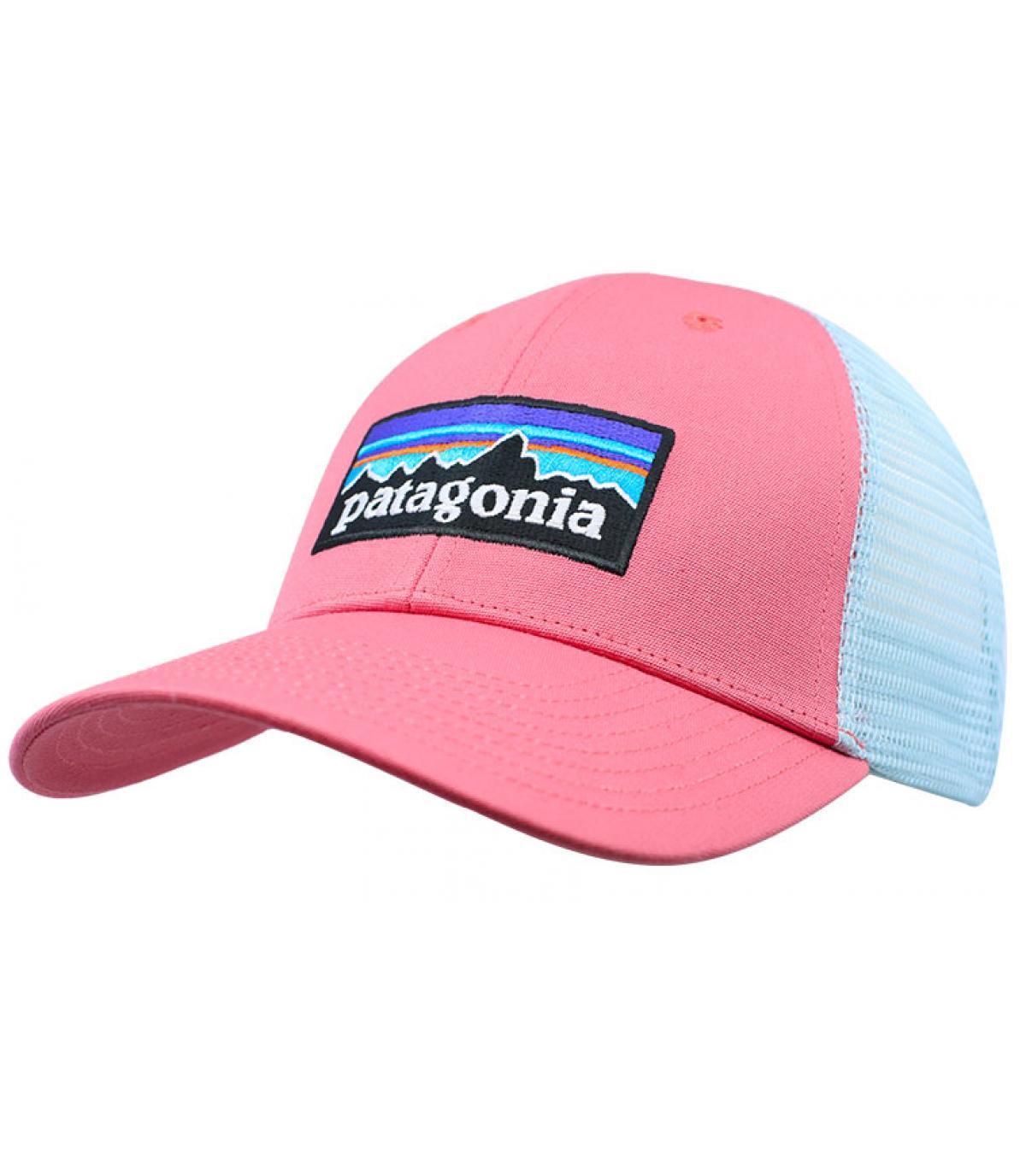 trucker Patagonia rose